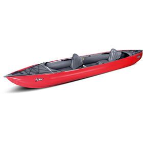 GUMOTEX Solar Båd grå/rød